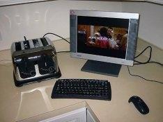 Компьютер из тостера