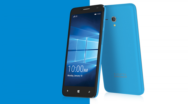 Alcatel Idol Pro 4 ������� Snapdragon 820 � Windows 10