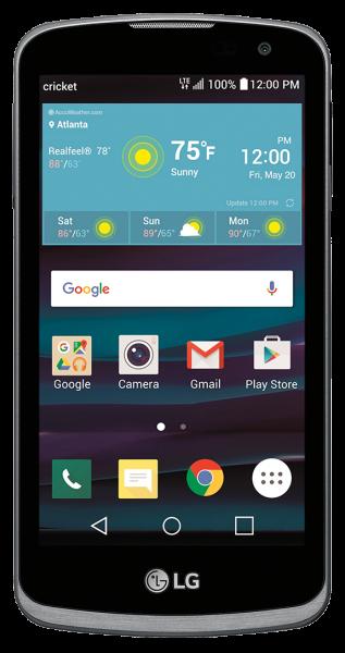 LG Spree — смартфон с LTE за
