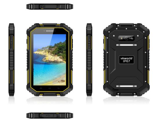 VKworld V6: выносливый планшет с емким аккумулятором