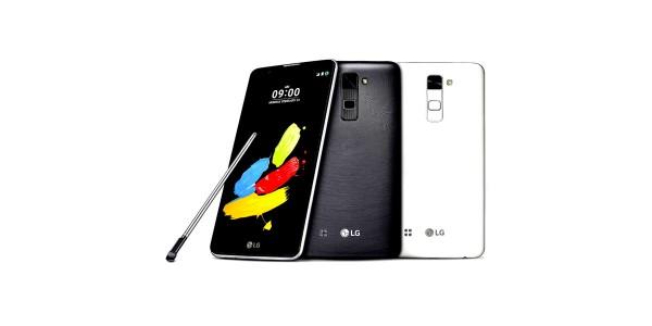 LG Stylus 2 — умный телефон с цифровым радио