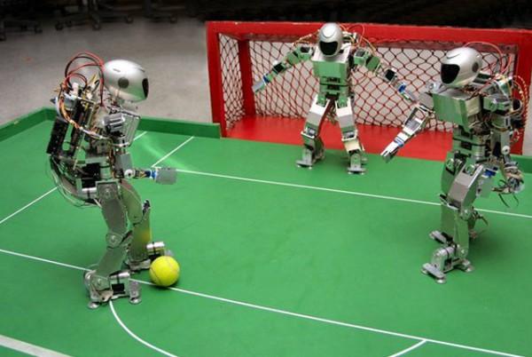 У роботов появится своя Олимпиада — World Future Sports Games