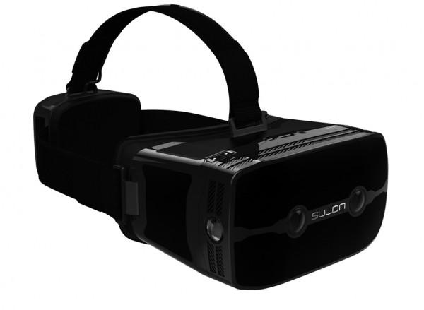 Sulon Q — виртуальная и дополненная реальность без компьютера