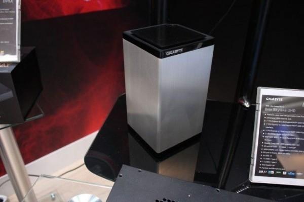 Brix Skylake UHD — компактный ПК от Gigabyte
