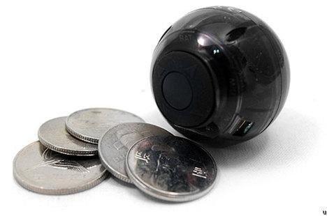 Camball - миниатюрная цифровая видеокамера