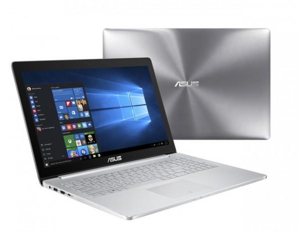 ASUS ZenBook Pro UX501VW: ноутбук с 15,6-дюймовым 4K-экраном