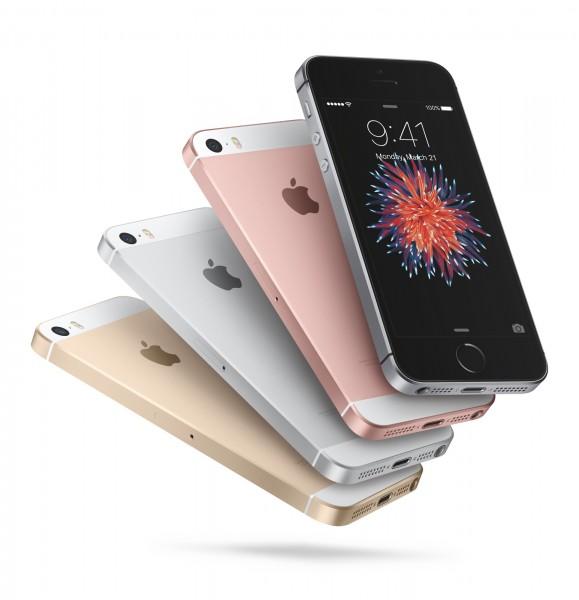 iPhone SE представлен официально