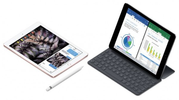 Состоялся анонс 9,7-дюймового iPad Pro