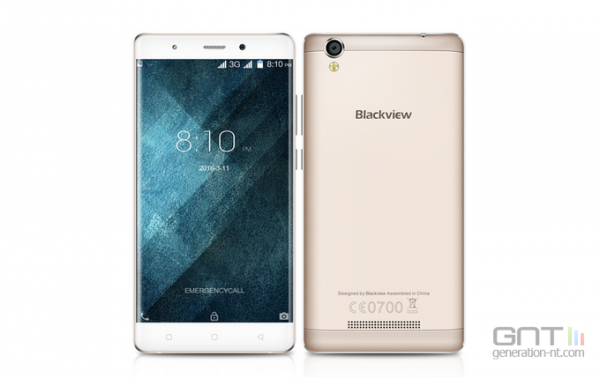 Blackview A8: 5-�������� �������� �� ����������� ����