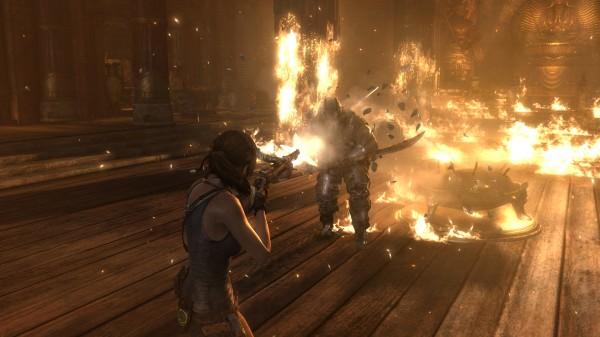 Tomb Raider (2013) скоро появится на Linux
