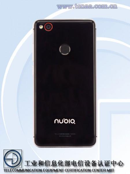TENAA рассекретила Nubia Z11 Mini
