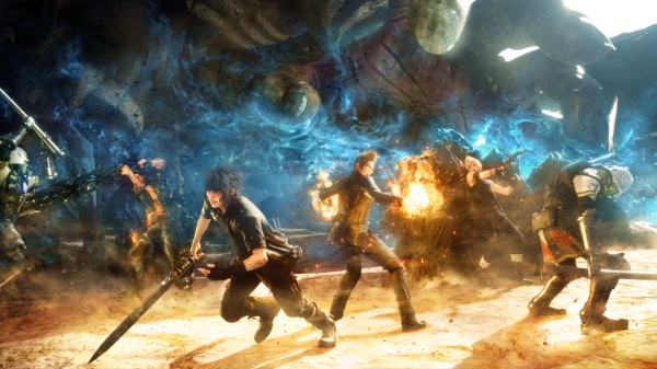 Final Fantasy XV официально переведут на русский — впервые за историю серии