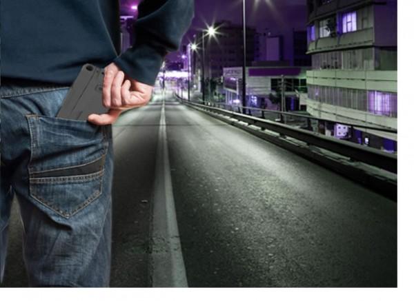 Ideal Conceal — пистолет в виде смартфона
