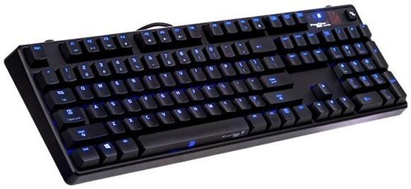 POSEIDON Z TOUCH — игровая клавиатура с сенсором прикосновений