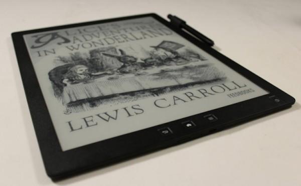 Good e-Reader: электронная книга с гигантским экраном