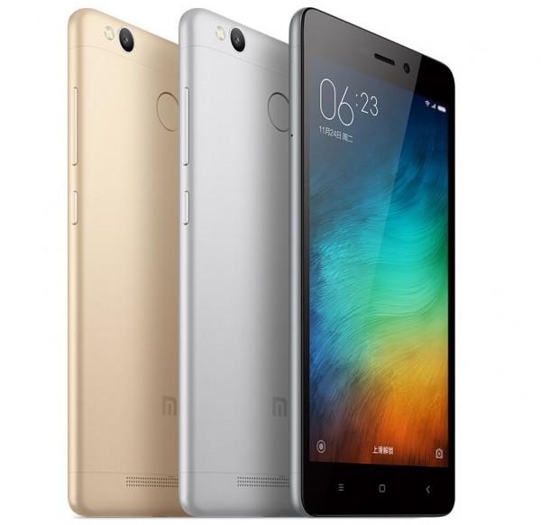 Xiaomi Redmi 3 Pro — улучшенная версия Redmi 3