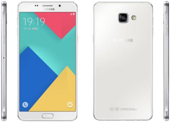 Galaxy A9 Pro — фаблет с емким аккумулятором от Samsung