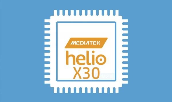 Стали известны спецификации процессора Mediatek Helio X30