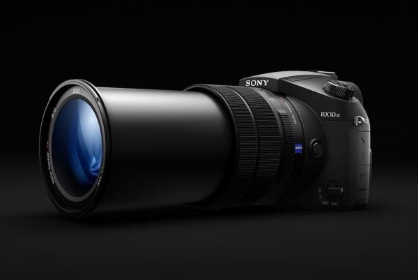 Sony RX10 III — обновленная компактная камера с «суперзумом»