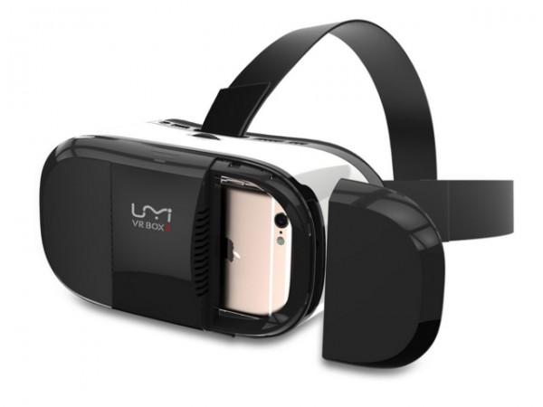 VR Box 3 — новая гарнитура виртуальной реальности от UMi