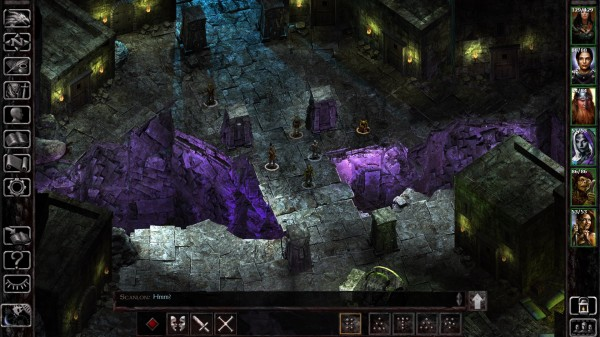 Siege of Dragonspear — новое дополнение для Baldurs Gate