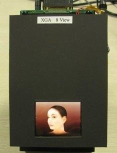 Трехмерный дисплей от Seiko Epson