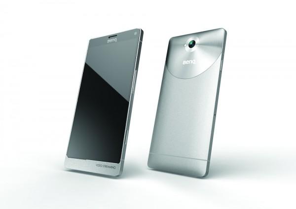 BenQ F55 — смартфон с 4K-экраном
