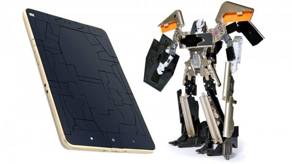 Выпущен трансформер, который превращается в планшет