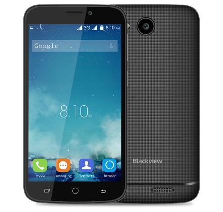 Blackview A5: дешевый смартфон с неплохим дизайном