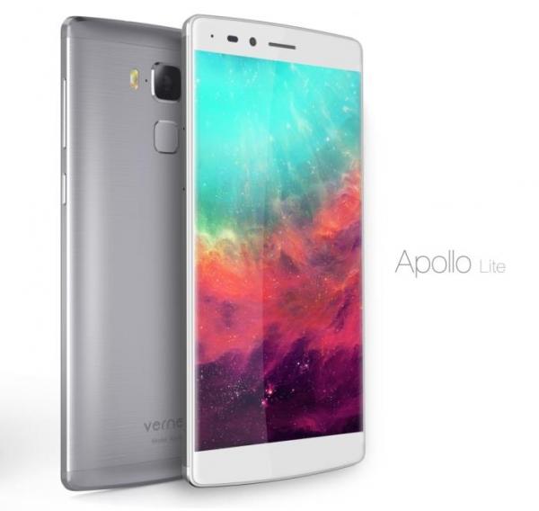 Vernee Apollo Lite: недорогой 10-ядерный смартфон