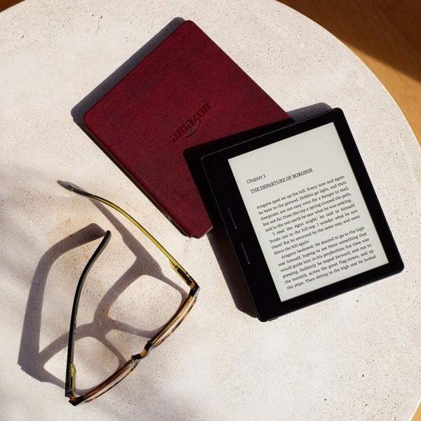 Kindle Oasis — новая электронная книга от Amazon