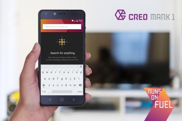 Смартфон Creo Mark 1 — родом из Индии