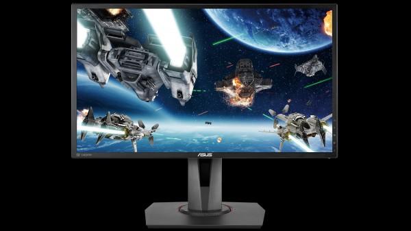 ASUS MG248Q — игровой монитор с низким временем отклика