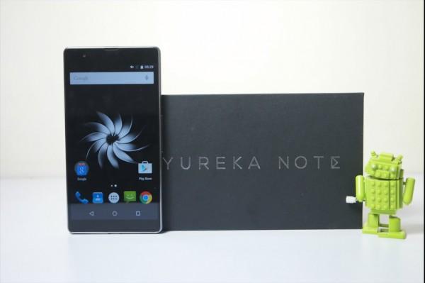 Стали известны финальные характеристики Yu Yureka Note