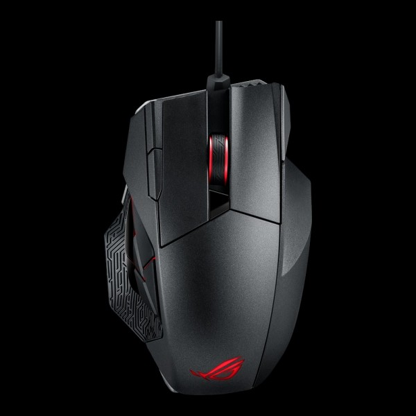 ROG Spatha — мышь для поклонников ММО