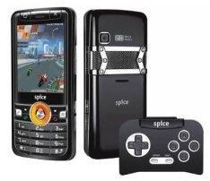 Игровой мобильный телефон Spice X-1