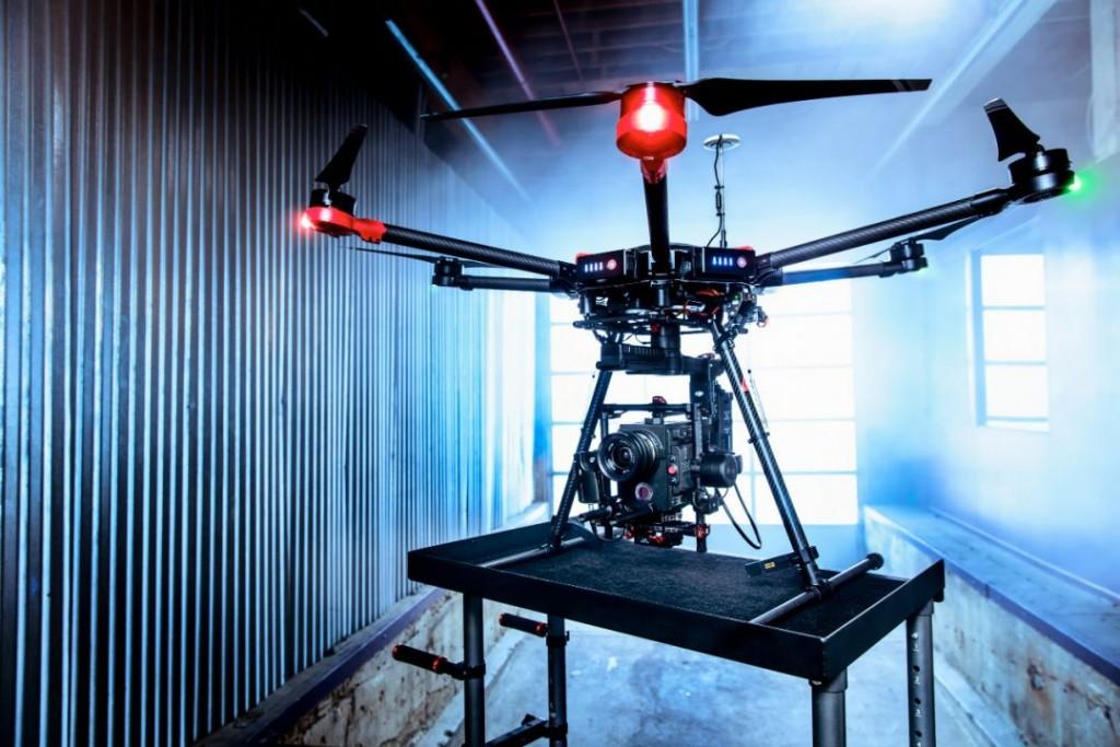 Создали сверхмощный дрон, который поднимается навысоту 2,5км