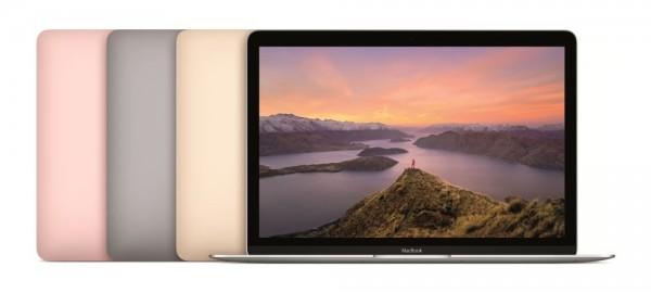 Apple обновила 12-дюймовый MacBook