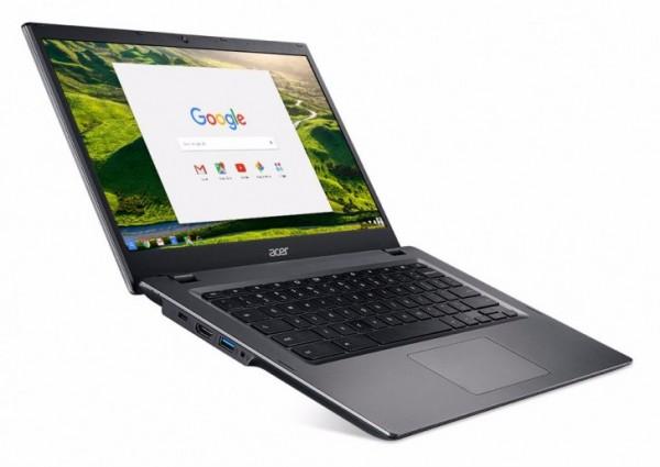Acer Chromebook 14 for Work — самый мощный хромбук
