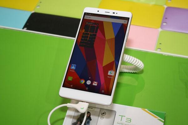 Leagoo T3: 10-ядерный смартфон с ИК-излучателем