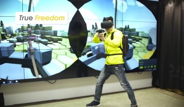 Zotac Mobile VR — виртуальная реальность в рюкзаке