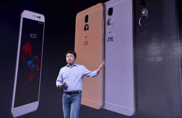 ZTE Blade A910 — доступный телефон со сканером отпечатков