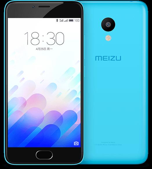 M3 — отличный бюджетный смартфон от Meizu