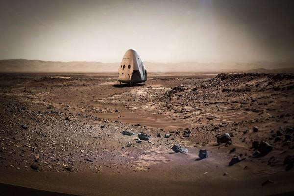 Элон Маск покорит Марс через 2 года