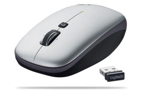 Logitech V550 Nano – беспроводная лазерная мышь