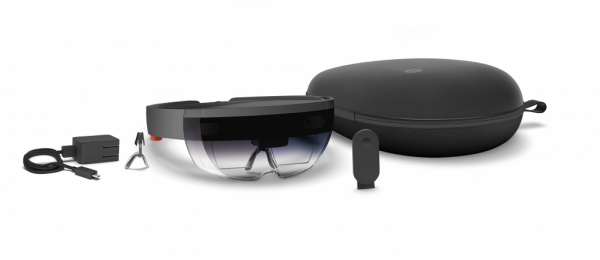 Рассекречены спецификации очков Microsoft HoloLens