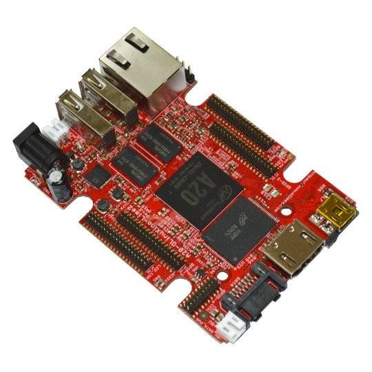 Olimex A20-OLinuXino-LIME2-eMMC: одноплатный ПК с неплохим оснащением
