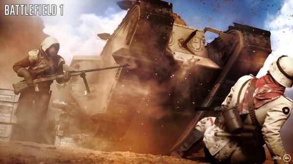Представлен Battlefield 1: добро пожаловать на Первую мировую