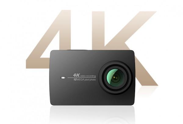 Yi 4K Action Camera 2 — экстремальная камера от Xiaomi