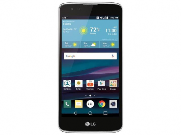 LG Phoenix 2 — бюджетный смартфон с LTE